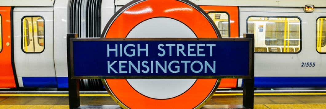 High street kensington tube